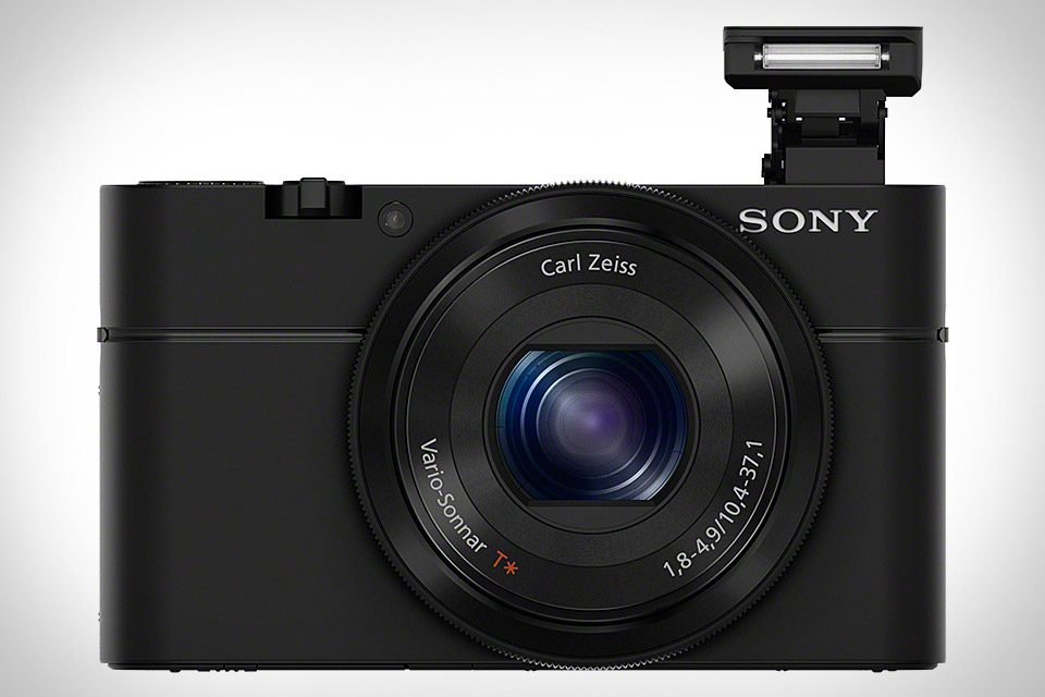 Sony lance son cyber-shot RX100 XL